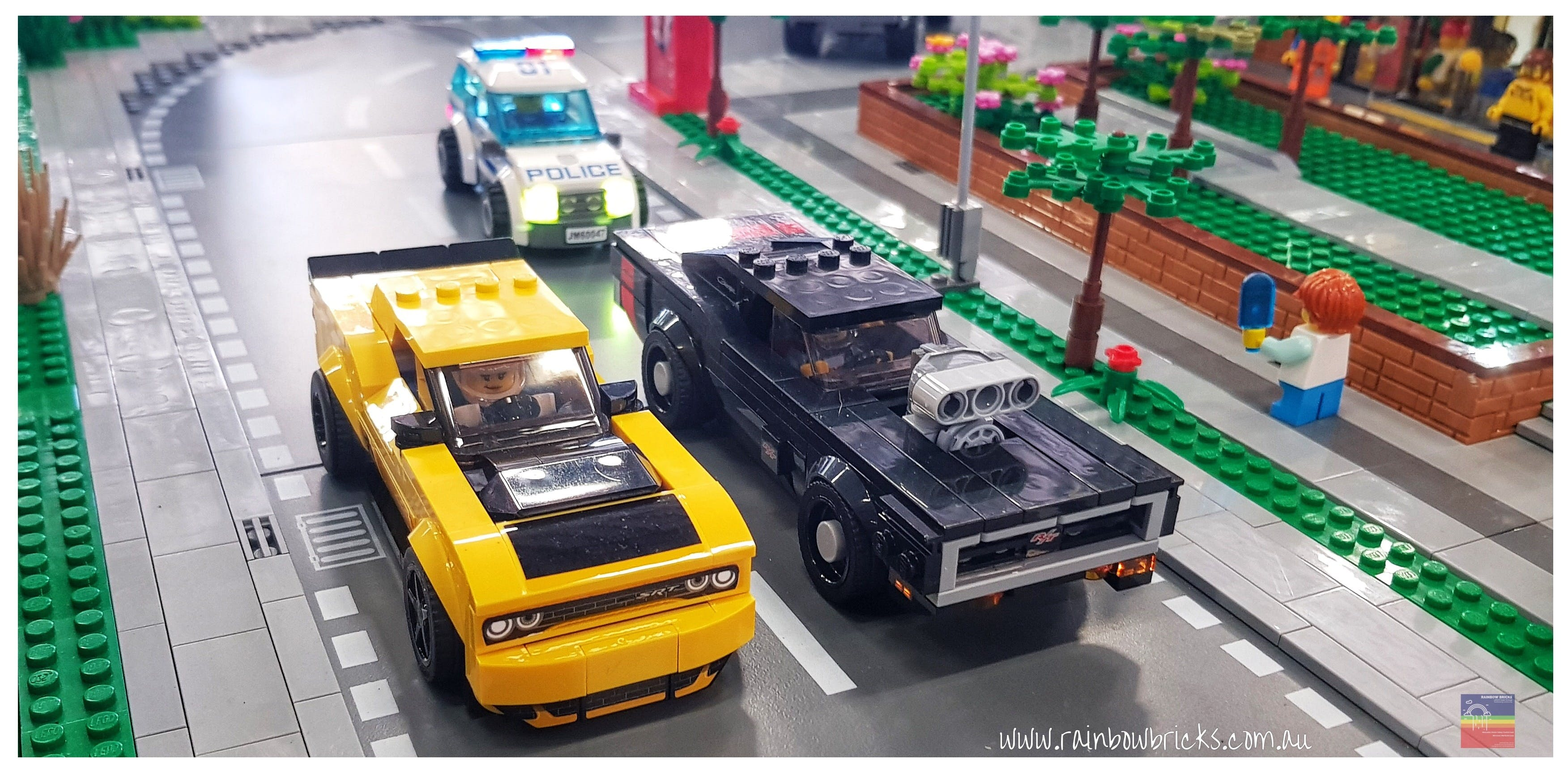 Brickfest at The Bay A Lego Fan Event - Pubs Melbourne