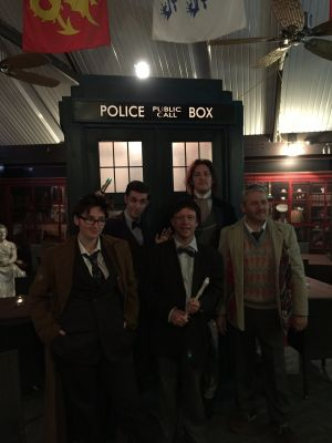 Dr Who Quiz Night - Pubs Melbourne