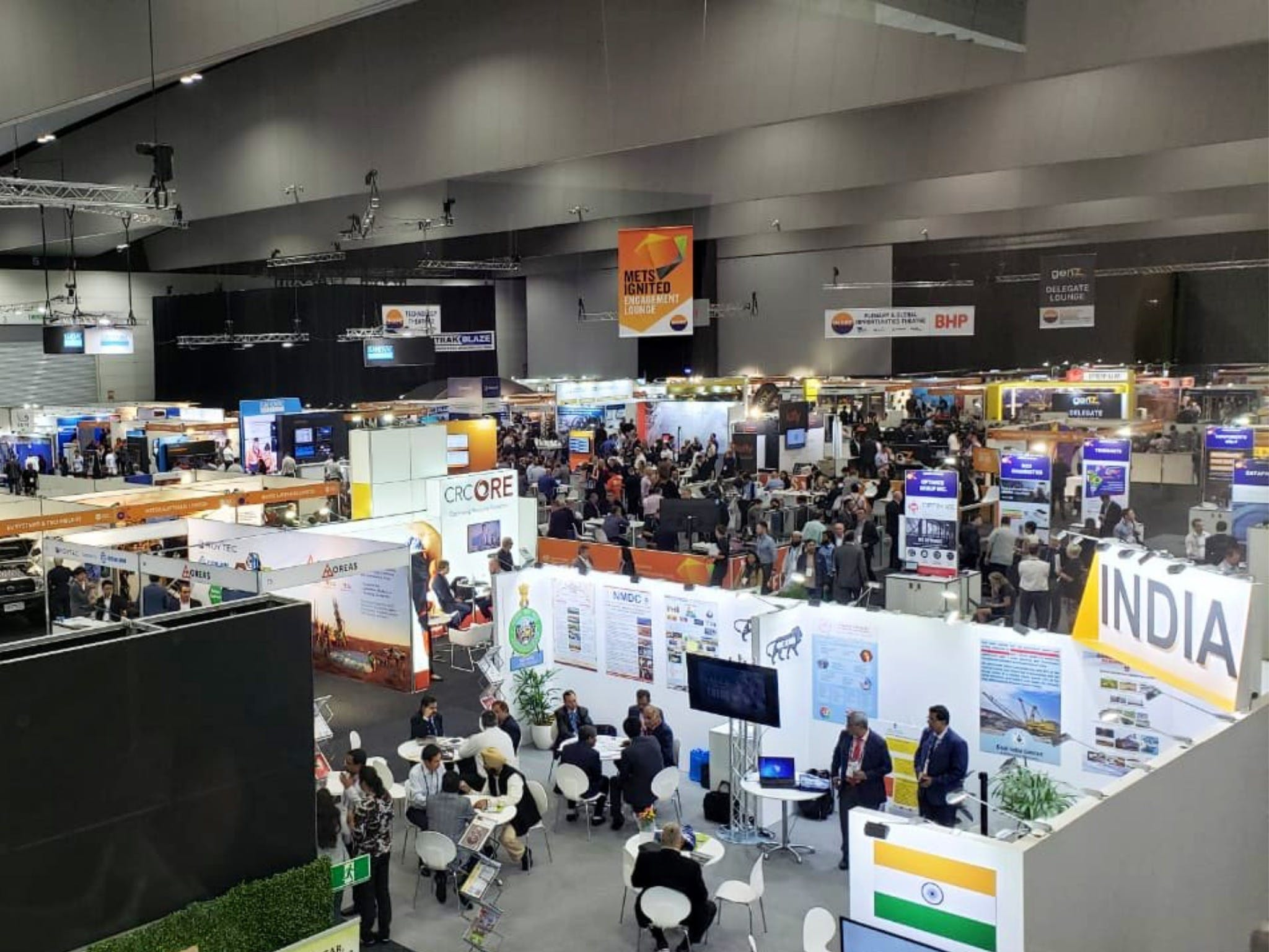International Mining and Resources Conference IMARC - Pubs Melbourne
