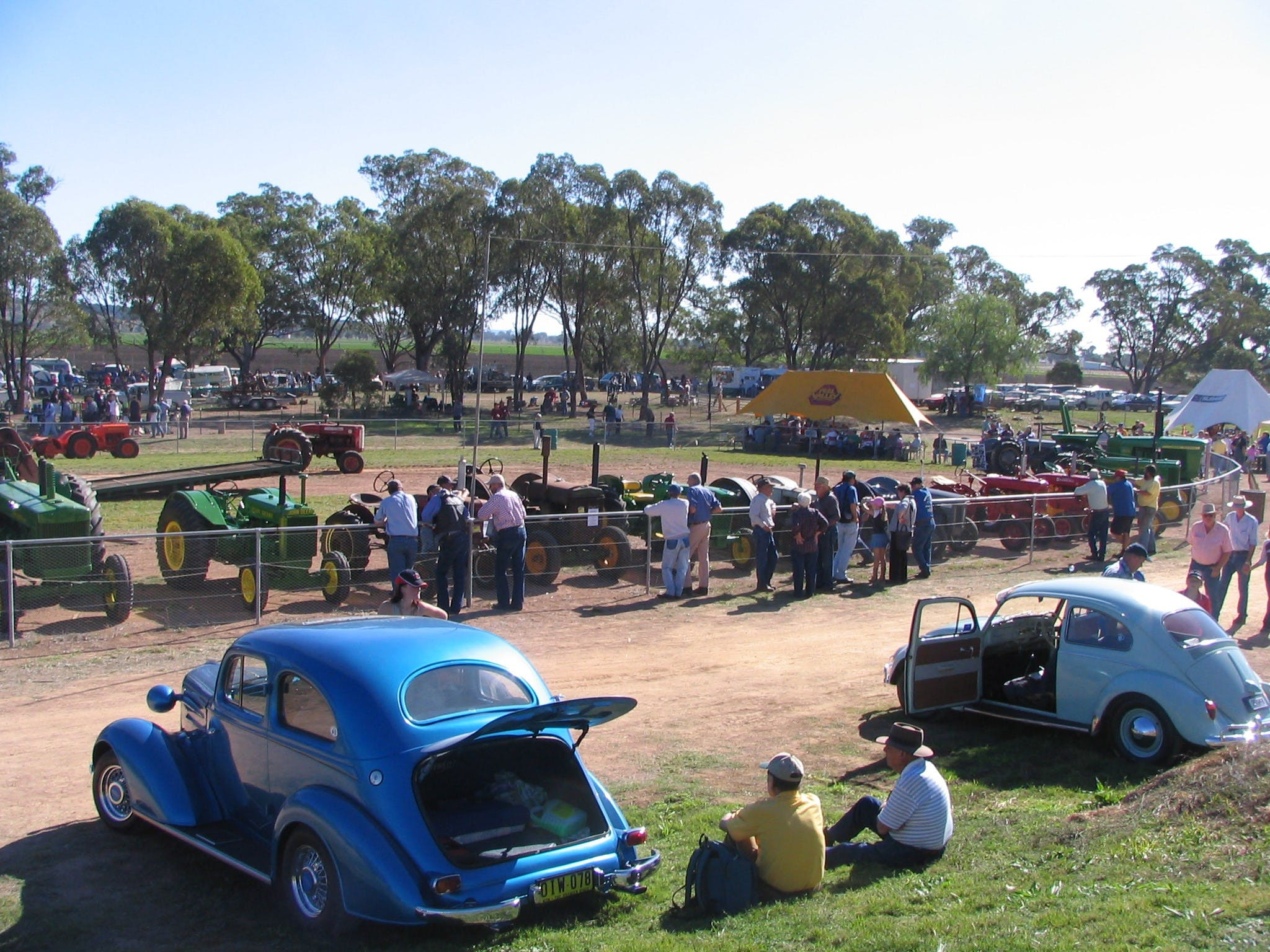 Quirindi Rural Heritage Village - Vintage Machinery and Miniature Railway Rally and Swap Meet - Pubs Melbourne